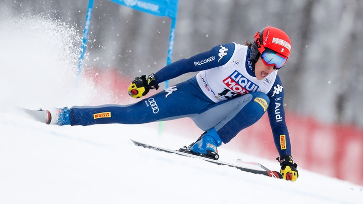SuperG di Sochi: doppietta Italia con Brignone prima e Goggia seconda