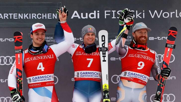 Slalom gigante: trionfa Pinturault. Secondo Meillard, terzo Nestvold-Haugen