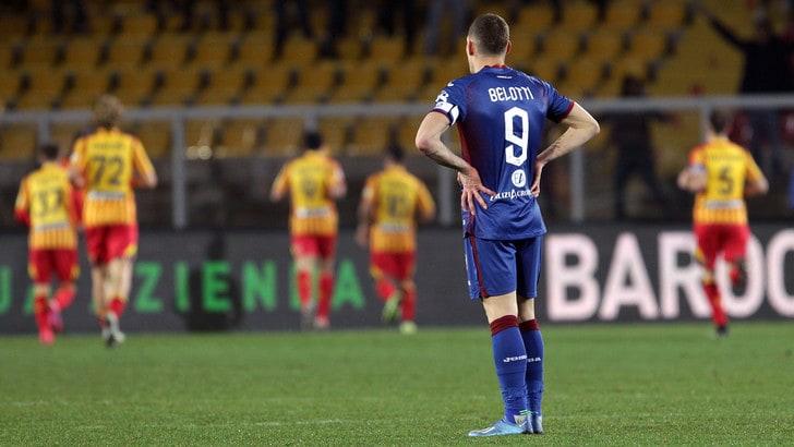Lecce-Torino 4-0, il tabellino