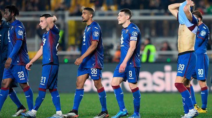 """Torino, il retroscena del dopopartita: """"Mai sentite urla così"""""""