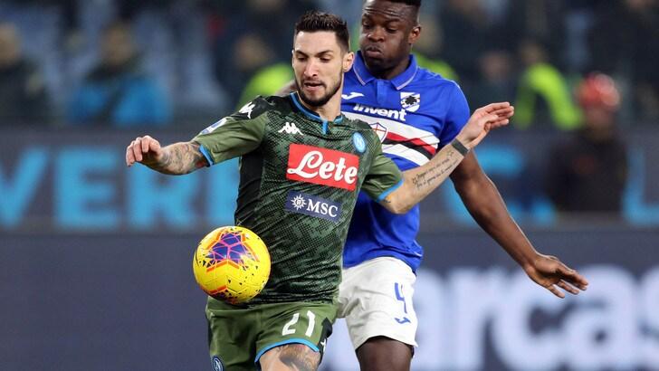 Napoli, lista Uefa: fuori Ghoulam e Younes, dentro i nuovi acquisti