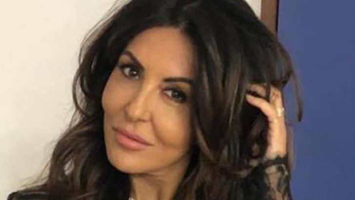 Sabrina Ferilli Lo Stalker Condannato A Un Anno Di Carcere