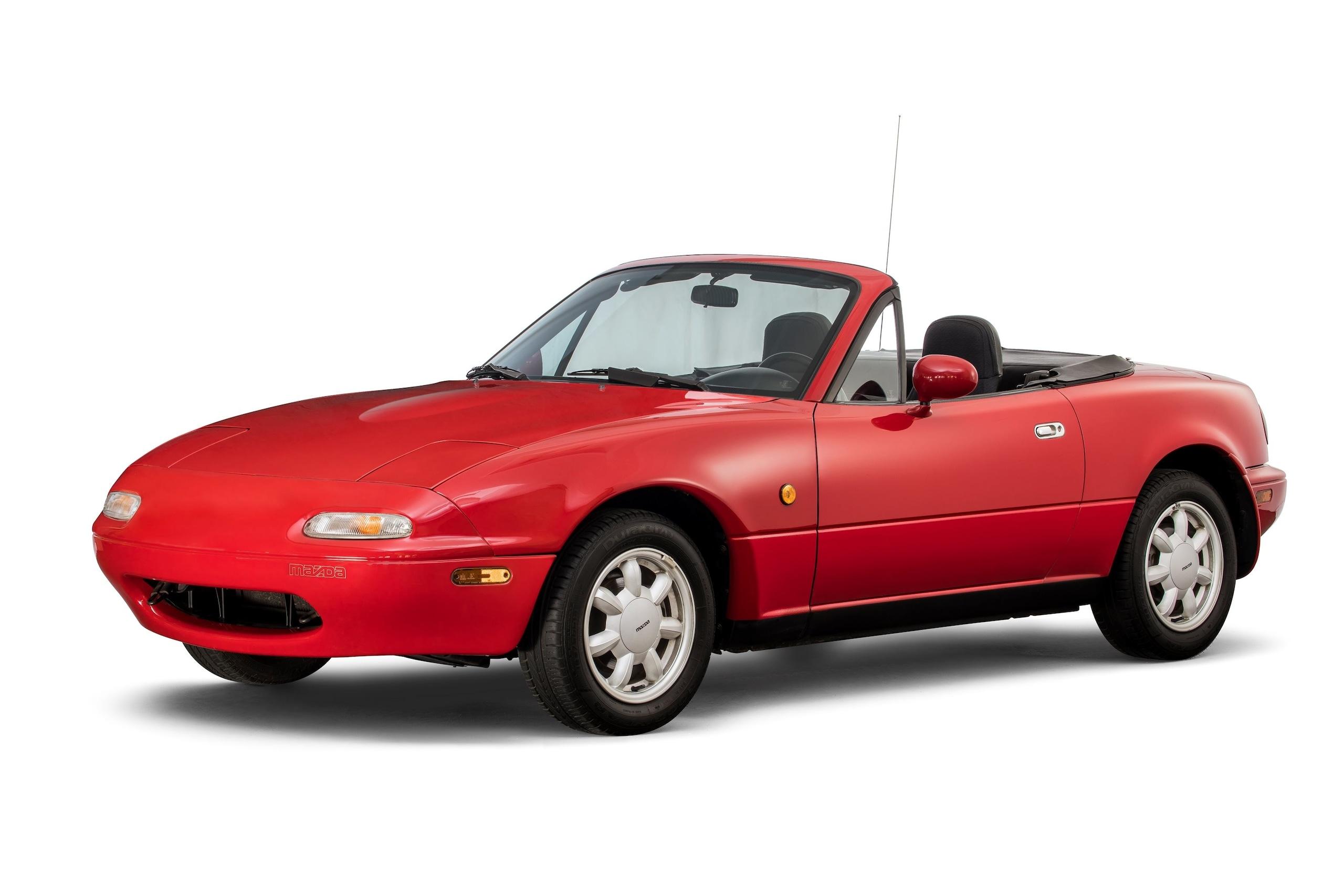 100 anni Mazda: tutti gli scatti