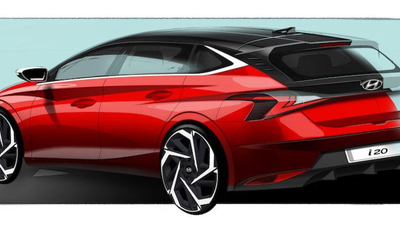 Nuova Hyundai i20, quante emozioni a Ginevra