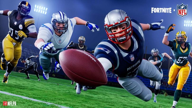 La NFL torna su Fortnite!