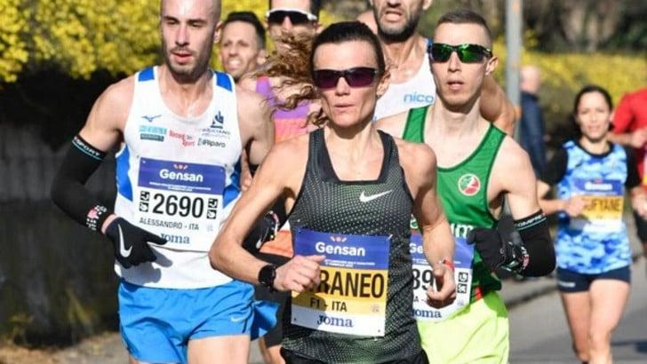 Alla Gensan Giulietta&Romeo Half Marathon Valeria Straneo a caccia del titolo italiano