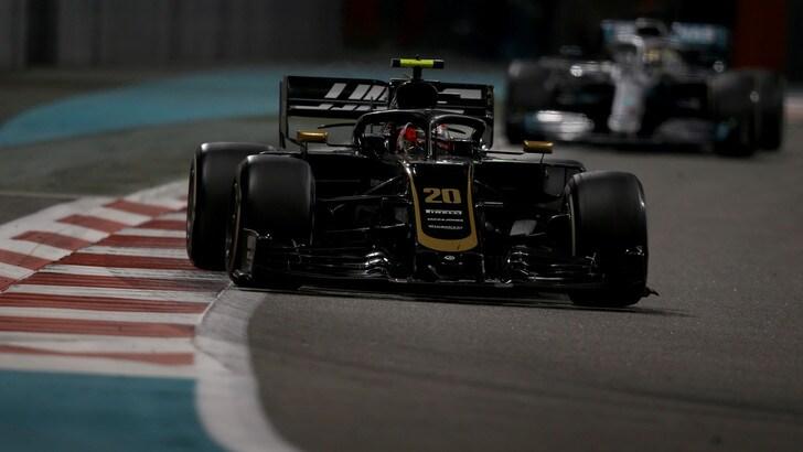 Formula 1, la nuova Haas si mostra in anteprima