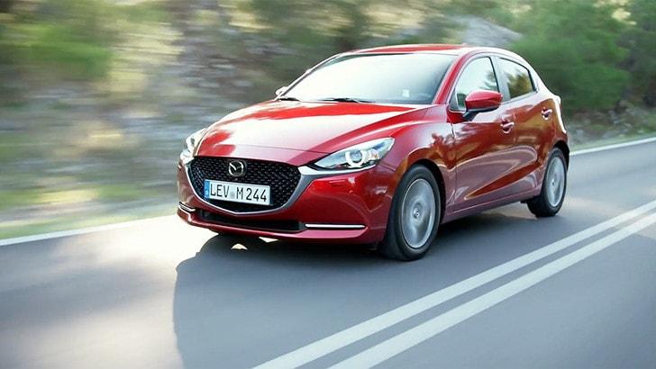 Nuova Mazda2 2020: la prova VIDEO