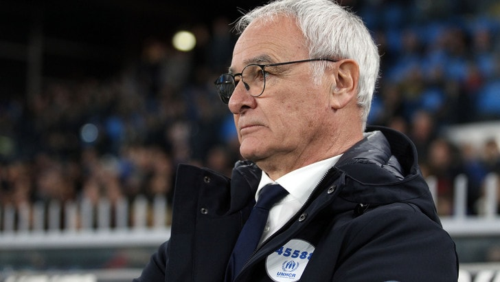 """Sampdoria, Ranieri: """"Torino? Il cambio di allenatore non ci voleva..."""""""