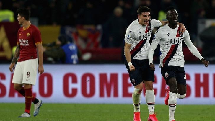Bologna, buone notizie: recuperati Orsolini e Barrow
