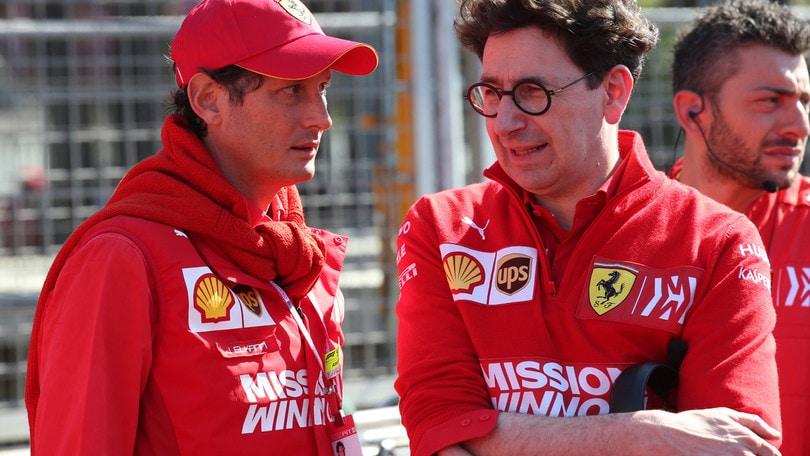 Ferrari, tutto pronto a Reggio Emilia per la presentazione