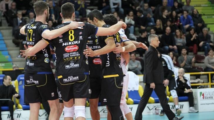 Verona si prende i tre punti contro Vibo