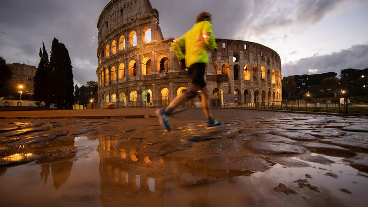 Get Ready presenta ArcheoRunning, il nuovo evento di Acea Run Rome The Marathon