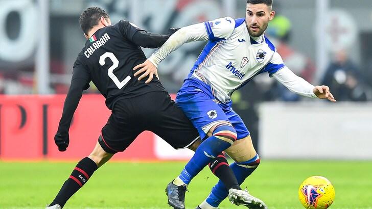 Sampdoria-Murru, avanti insieme fino al 2024