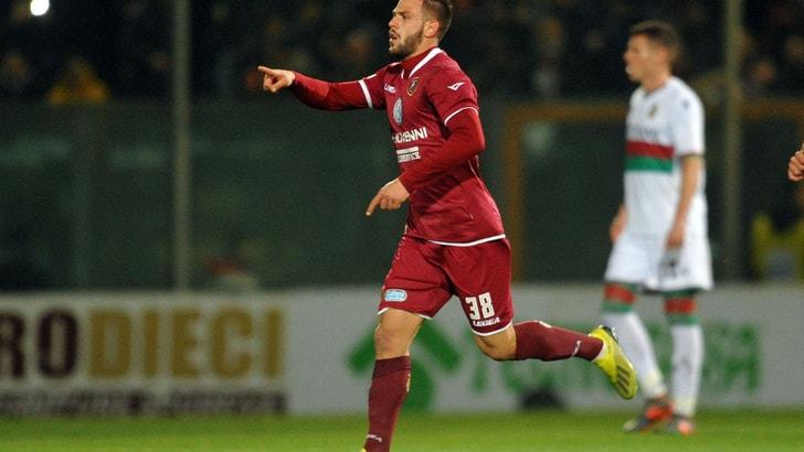 Reggina-Ternana 1-0: big match deciso da Liotti