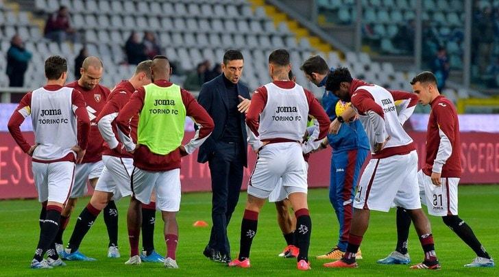 Torino, riapre il Fila: e Longo lo psicologo libera i giocatori