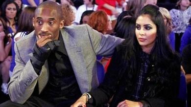 Morte Kobe Bryant, la moglie Vanessa:
