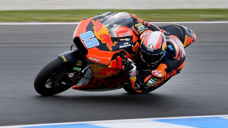 Jerez, test privati per Moto2 e Moto3: Martin e Garcia show