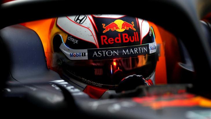 Red Bull, ecco la nuova monoposto di Verstappen