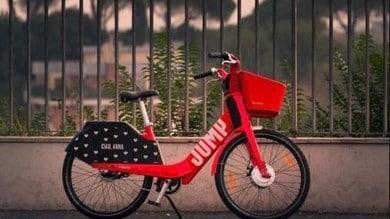 Jump by Uber personalizza le bici per San Valentino