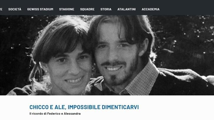 Atalanta, il club ricorda Chicco Pisani