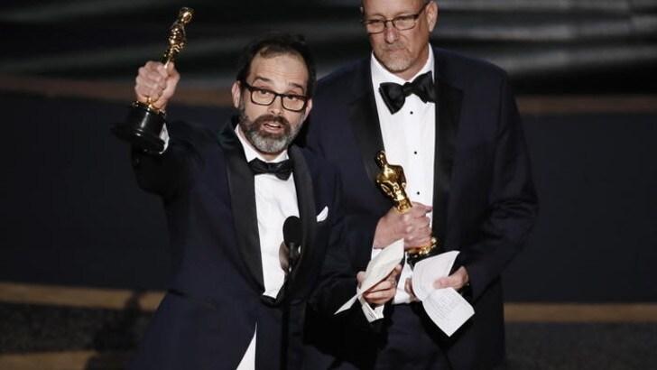Le Mans '66 trionfa agli Oscar 2020 con due statuette