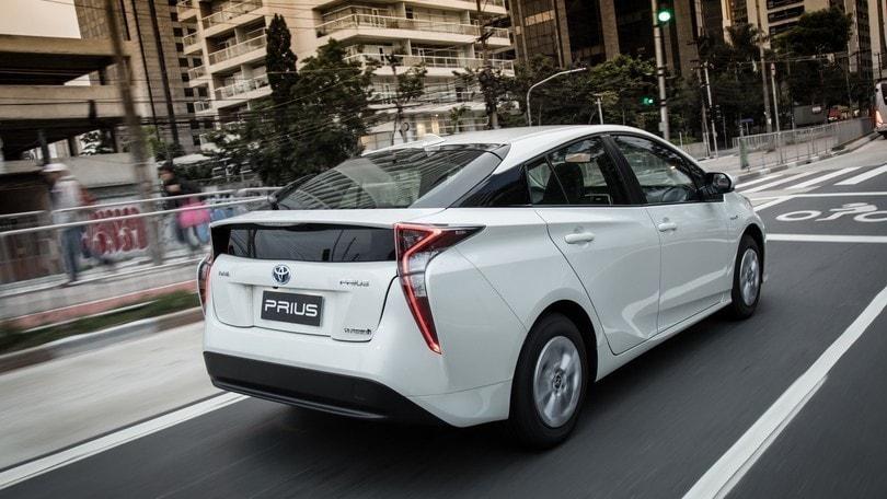 Toyota Hybrid, leadership certificata dai numeri