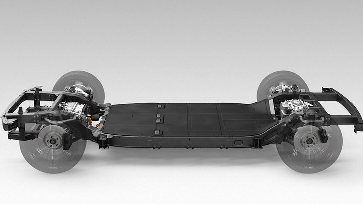 Hyundai e Kia, ecco lo skateboard per le elettriche