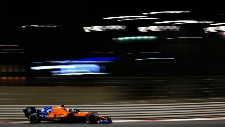 Formula 1, presentata la nuova McLaren MCL35