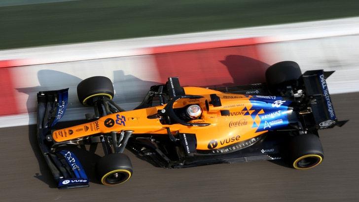 McLaren, Sainz sulla nuova monoposto:
