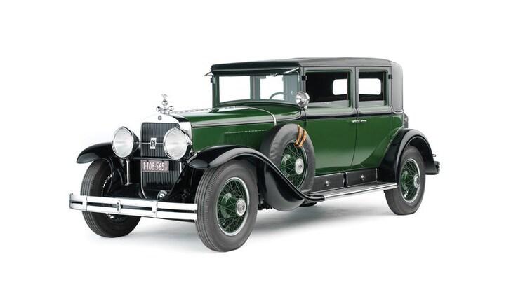 La Cadillac di Al Capone torna in vendita a 1 milione di dollari