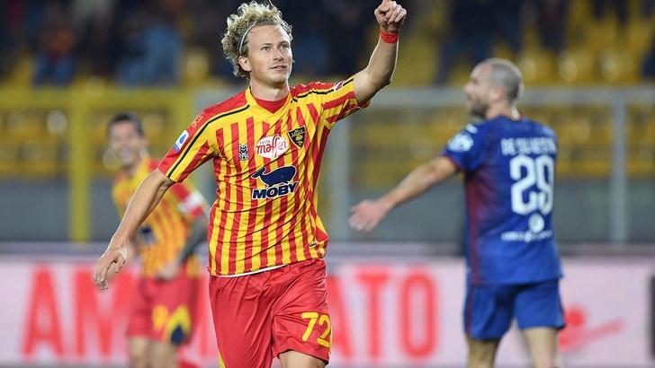 Lecce, senti Barak: