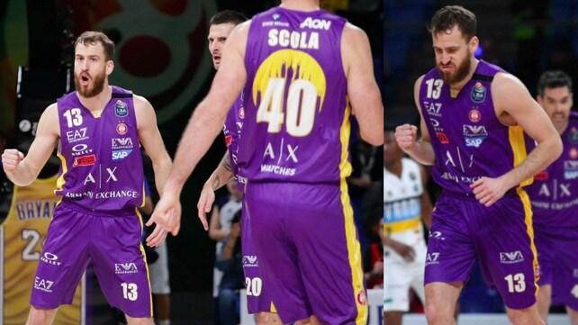 Olimpia Milano, maglia viola in onore di Kobe Bryant