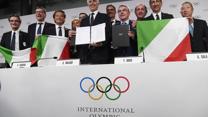 Consiglio dei Ministri, approvato decreto Olimpiadi e Atp Finals