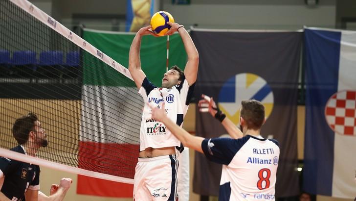 Challenge Cup: Milano è ai quarti, battuto il Mladost