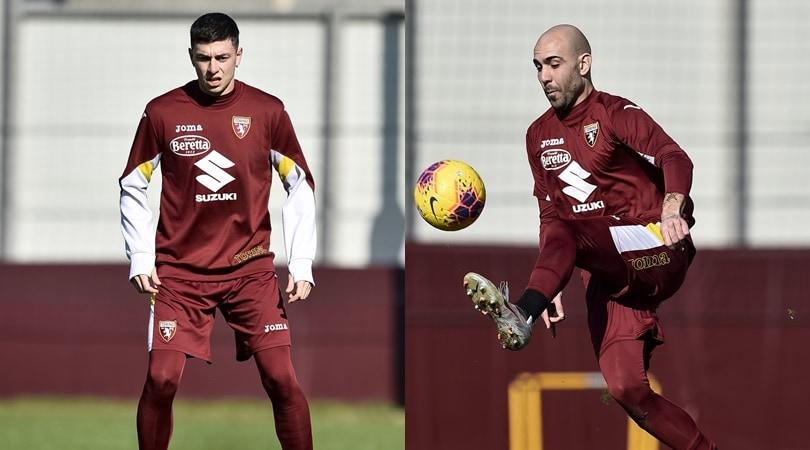 Torino, ecco Zaza e Baselli! Via a nuove tattiche