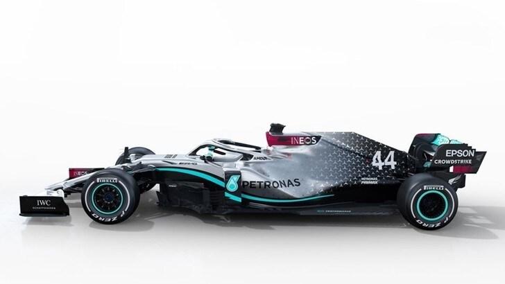 F1, ecco la Mercedes W11