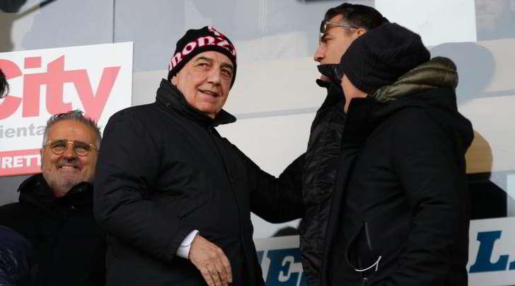"""Galliani """"Rigore Juve come il gol di Muntari? Non esageriamo"""""""