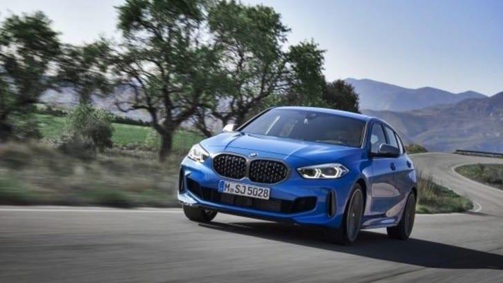 Nuova BMW Serie 1 protagonista di un video musicale
