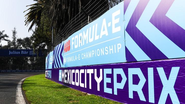 ePrix del Messico, come vederlo TV