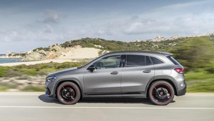 Mercedes GLA 2020, svelato il prezzo in italia