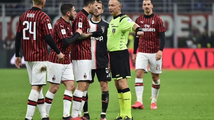 Coppa Italia, una giornata a Castillejo, Hernandez e Ibrahimovic