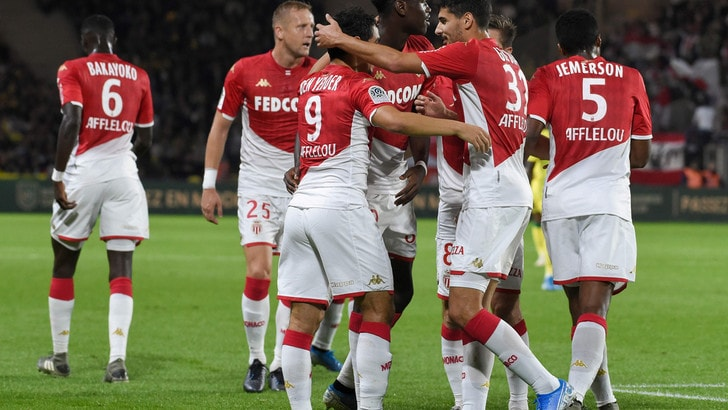 Ligue 1, il Monaco supera 1-0 il Montpellier: decide Slimani