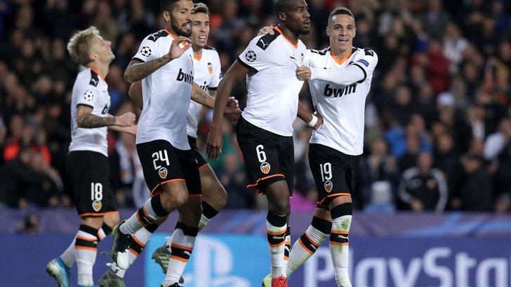 Liga, pari tra Valencia e Atletico Madrid: termina 2-2