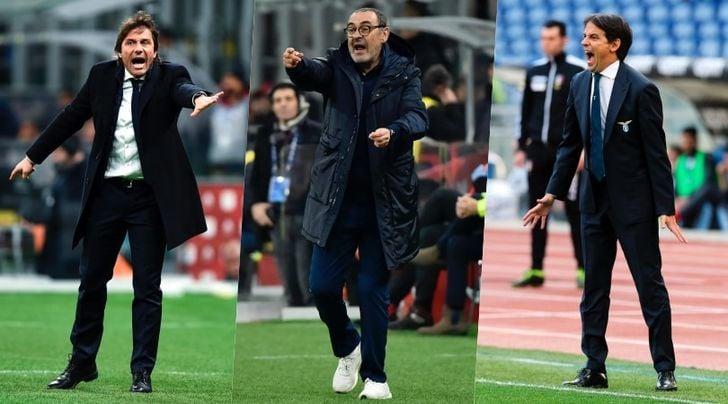 Corsa scudetto Inter-Juve-Lazio, non solo punti: ecco come si vince