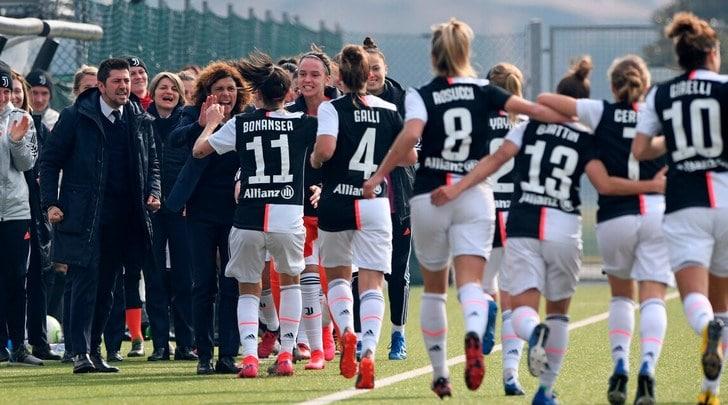 5-1 della Juve sull'Inter, la Vecchia Signora torna a +6 sulle inseguitrici