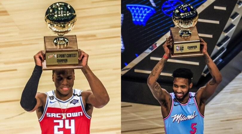 NBA All-Star Game: vincono Buddy Hield (tiri da 3) e Derrick Jones Jr. (schiacciate)