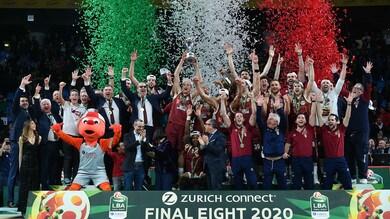 Coppa Italia, trionfa Venezia: Brindisi superata 73-67