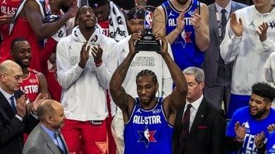 Il Team LeBron vince l'All Star Game Nba 2020