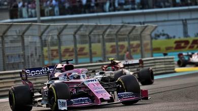 Racing Point, svelata nuova RP20 per il Mondiale 2020